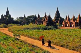 Trekking in Myanmar (Burma) tour