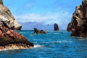 Cultures and Contrasts of South America with Paracas Extension Summer 2018 tour