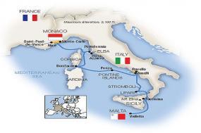 Treasures of the Mediterranean - Southbound 2019 tour
