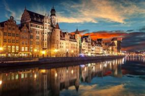 Cycling in Poland; Warsaw to Gdansk tour