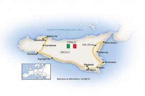Sicily: Culture through the Ages 2018 tour