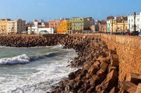 Cruising Spain, Portugal and Morocco - Lisbon to Malaga  tour