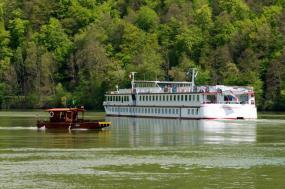 Bike & Boat: Passau, Budapest and Vienna tour