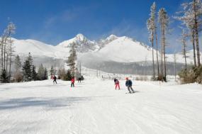 Tatra Winter Activity Week - Families tour