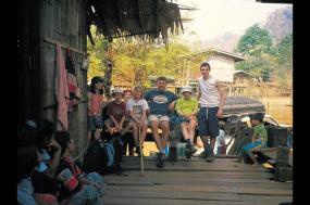 Family Thai Hilltribe Adventure tour