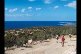 Walking In Cyprus tour