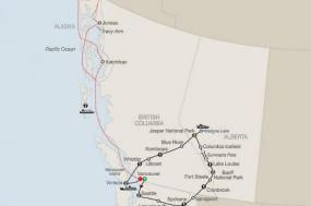 Western Canada Explorer with Alaska Cruise tour