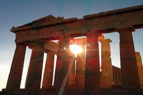 Classical Greece plus Island Hopper tour