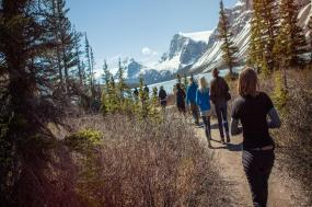 Discover the Canadian Rockies - Westbound tour