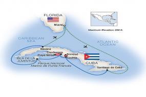 Cruising Cuba: A Cultural Gem - Westbound 2019 tour