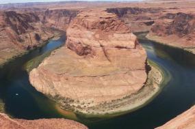 3 Day Grand Canyon Winter, Horseshoe Bend, Antelope Canyon, Zion tour