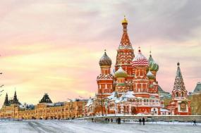 20-Day Eastern Europe Tour Package: Moscow to Prague tour
