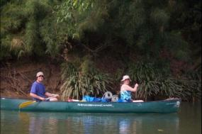 Overnight Canoeing tour