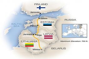 A Week In... The Baltics 2018 tour