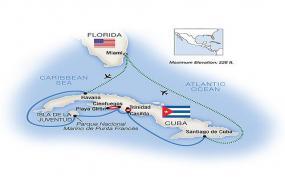 Cruising Cuba: A Cultural Gem - Eastbound 2019 tour