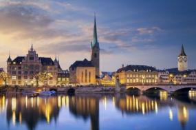 14-Day Western, Central and Eastern Europe Tour from Frankfurt tour