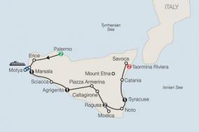 The Scicilian tour