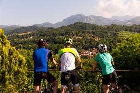 Tuscany: Florence to Lucca Ride tour