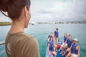 Galápagos — Central, South & East Islands aboard the Yolita tour
