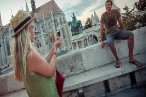 Venice to Budapest Express tour