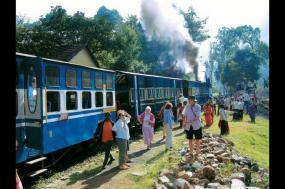 Indian Rail Odyssey tour