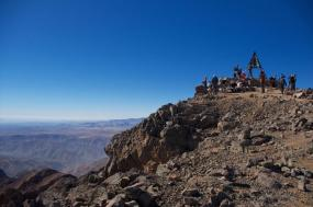 Mt Toubkal Climb tour