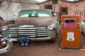 Highlights of Route 66 tour