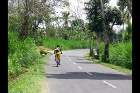 Cycling Indonesia's Islands tour