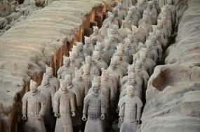 Classic China: Shanghai, Xian, Dunhuang, Beijing & Pingyao tour