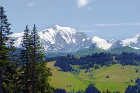 The Tour du Mont Blanc tour