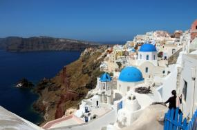 Sailing the Greek Isles tour