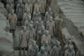 China's Silk Road: Mummies, Deserts, Caves and Markets tour