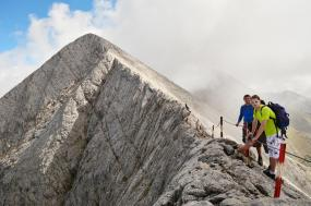 Conquer the highest peak between the Alps and the Caucasus