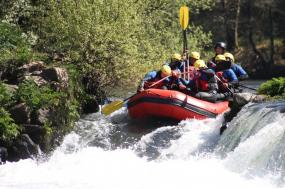 Idaho Salmon River Rafting tour