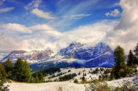 From Venice to Dolomites