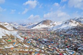 Mongolia: Land of the Blue Sky