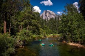 Yosemite Backpacking – Classic Yosemite tour