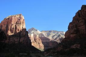 Zion & Bryce Hiking & Camping tour
