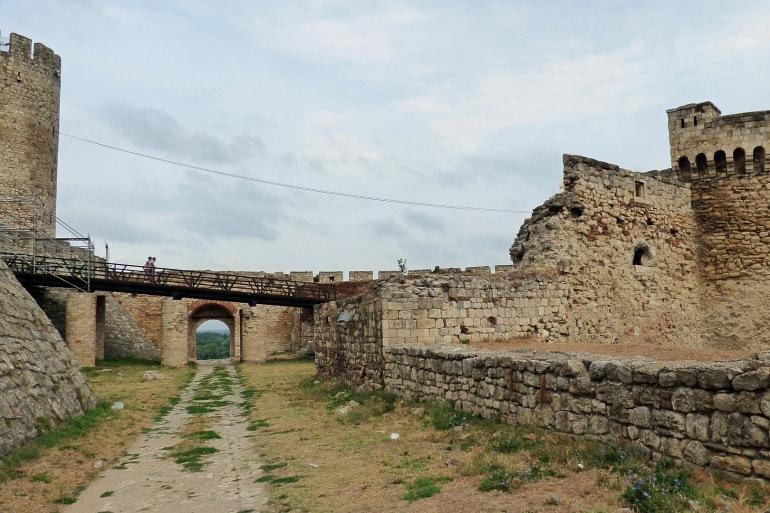 Fortress in Belgrade, Serbia_P