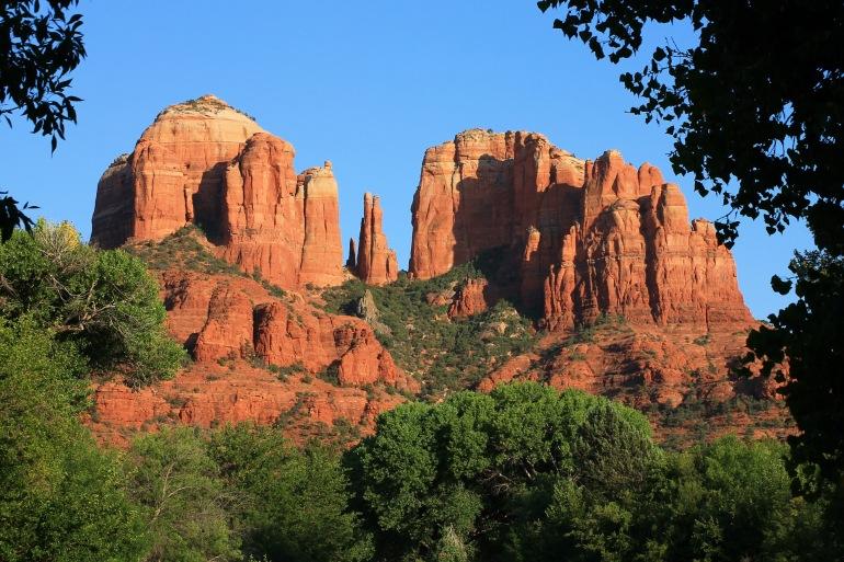 Nature view of Sedona, Arizona_P