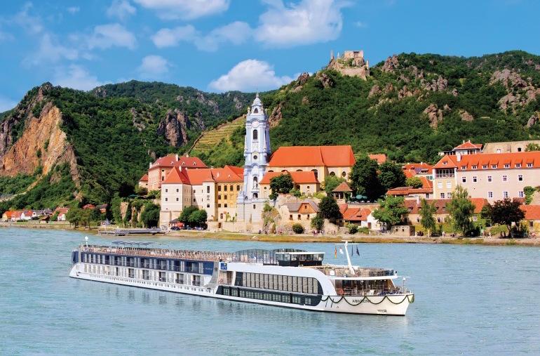 Durnstein Austria River Cruise