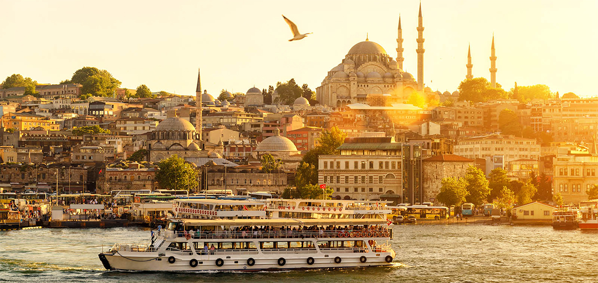 istanbul river cruise