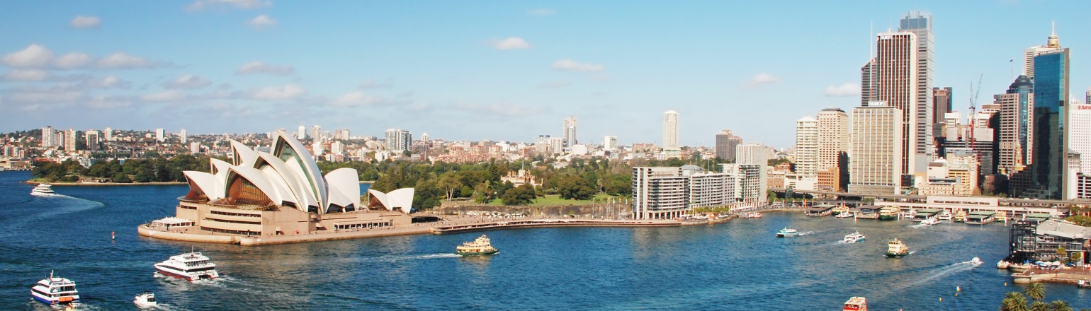 Sydney Harbor, top Australia tour attraction