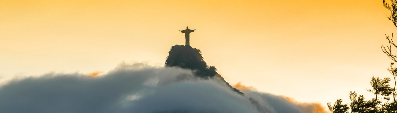 Top South America tour experience, Rio at sunset