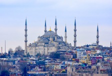 Istanbul landmark Tours to Turkey