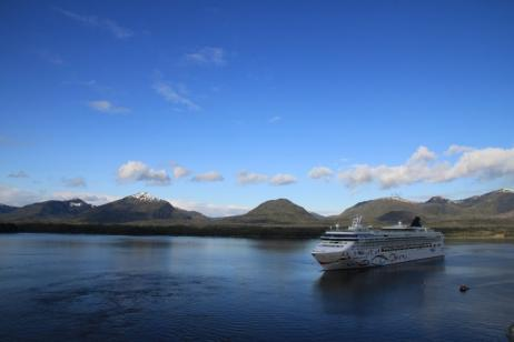 Alaska Cruise – Inside Passage West tour