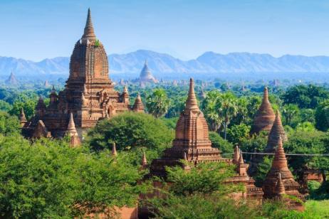 Amazing Thailand Myanmar Tour