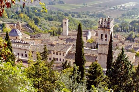 Italy Hiking – Umbria's Via Francigena