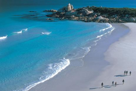 Australia: Bay of Fires Walk tour