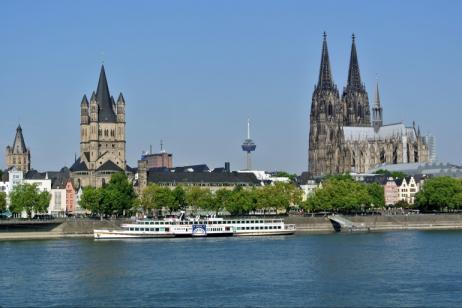 The Germany - Rhine Untour